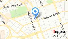 Discovery на карте