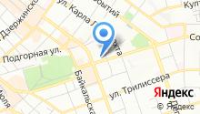 Квиринал на карте