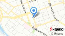Air Bishkek на карте
