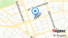 Burger на карте