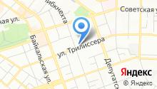 Алло, ТАКСИ! на карте