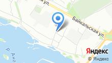Baikal 1001 запчасть на карте