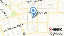 AdMaster на карте