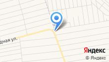 Клюква на карте