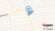 Автомойка на Объездной на карте