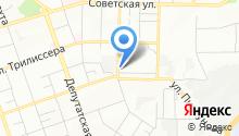 Comodita на карте