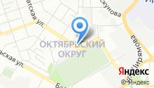 Иркутская база авиационной охраны лесов на карте