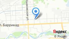 Connect+ на карте