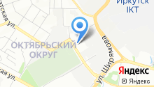 ЛЦ-Иркутск на карте