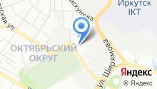 Вольво на карте