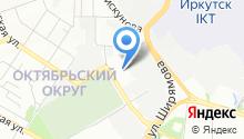 EcoStep на карте