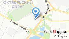 АвтоСтеклаСибири на карте