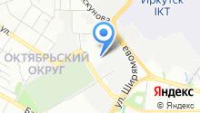 ДжиТи-Центр на карте