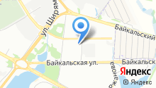 BMW-Service на карте