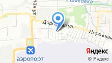 AirportCityLodge на карте