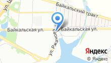 Авто-запчасти38.рф на карте