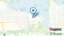 Сеть-Авто на карте