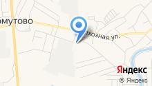 Иркутская энергосбытовая компания на карте