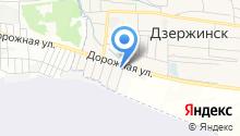 Аква-Дом на карте