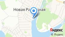 Зурбаган на карте