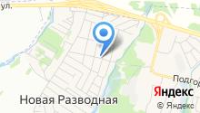Ручеек на карте