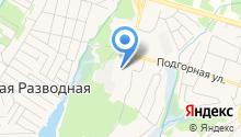 ИрГСХА на карте