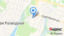 Центр дистанционного обучения на карте
