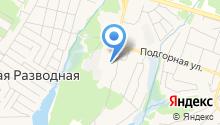 Зачетка на карте