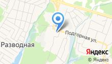 Левушка на карте