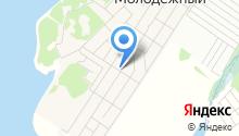 Krow Hostel на карте