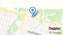 АКВАСПА на карте