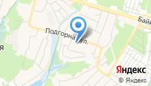 Иркутский Государственный Аграрный Университет им. А.А. Ежевского на карте