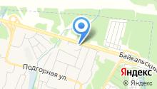 Профиль на карте