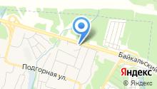 Магазин погонажных и столярных изделий на карте