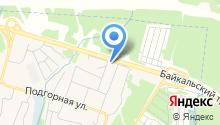 Паркет-Гранд на карте