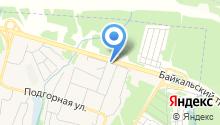 Виктан-Алко на карте