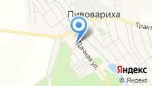 ЛактаВет на карте
