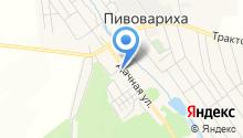 Культурно-спортивный комплекс, МКУ на карте