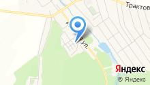 Ушаковская на карте