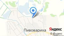Водовоз на карте
