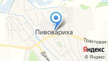 М-Форест на карте