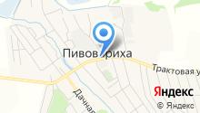 ЮКОС на карте