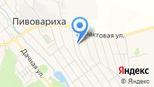 Андрей на карте