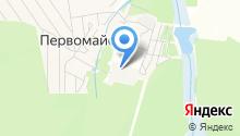 Гарнизон Байкал на карте