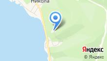 Дом творчества Байкал на карте