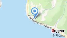 Байкальский музей на карте