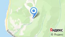 Истлэнд на карте