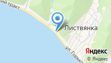 Минизоопарк на карте