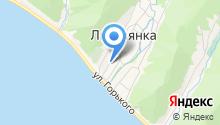 Байкальский музей самоцветов на карте