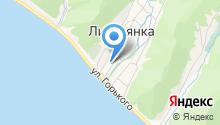 Байкальская сказка на карте